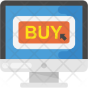 Online Shopping Buy Icon