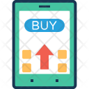 Buy Online Commerce Icon