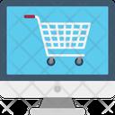 Buy Online Ecommerce Online Shop Icon