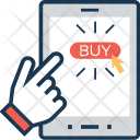 Buy Online Shopping Icon