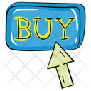 Buy Online Online Shopping Online Spending Icon