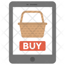Buy Online Mobile Icon
