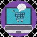 Buy Online Ecommerce Icon