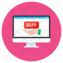 Online Shopping Buy Online Buy Now Icon