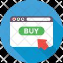 Buy Online E Icon