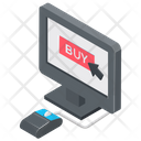 Ecommerce Buy Online Online Shopping Icon