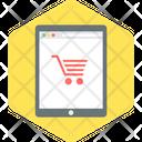 Buy Online Ecommerce Webshop Icon