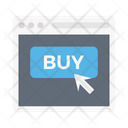 Buyperclick Online Shopping Icon