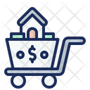 Buy Property Buy Home Buy House Icon
