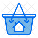 Buy Real Estate Buy Home Cart Icon