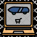 Buy Skateboard Online Shopping Skate Icon