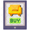 Buy Sofa Icon