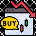 Buy Stock Icon