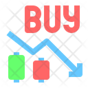 Buy Stock Stocks Market Icon