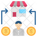 Buyer Consumer Customer Icon