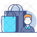 Buyer Customer Sale Icon