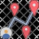 Buyer Location Location Pin Location Pointer Icon