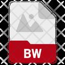 Bw file Icon
