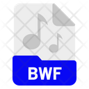 Bwf file Icon