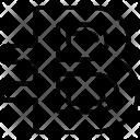 Bytecoin Bcn Coin Icon