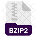 Bzip 2 File Icon