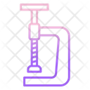 C Clamp Icon