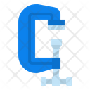 Clamp Construction Tools Icon