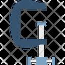 C Clamp Icon