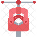 C Clamp Clamp Work Tool Icon