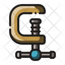 C Clamps Clamps Clamp Icon