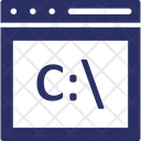 C Drive C Extension C Language Icon