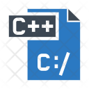 C File Document Icon