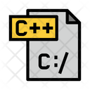 Document Programming Coding Icon