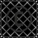 Letter Virtual C Icon