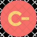 C minus Icon