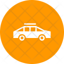 Cab Taxi Car Icon