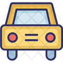 Cab Car Taxi Icon