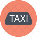 Cab Conveyance Taxi Icon