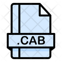Cab File File Extension Icon