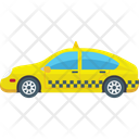 Cab Coupes Taxi Icon