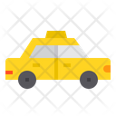 Taxi Car Cab Icon