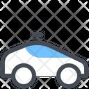 Cab Car Taxi Icon