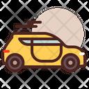 Cab Taxi Car Taxi Icon