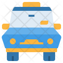 Car Transportation Cab Icon