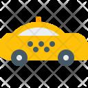 Cab Taxi Icon