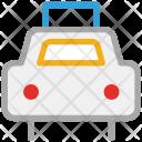Cab Taxi Taxicab Icon