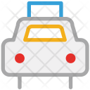 Cab Taxi Taxicab Icon