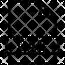 Archive Document Type Icon