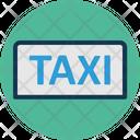 Cab Public Transport Taxi Icon