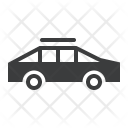 Cab Taxi Car Icon